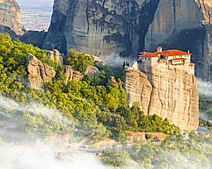 1 Night in Meteora