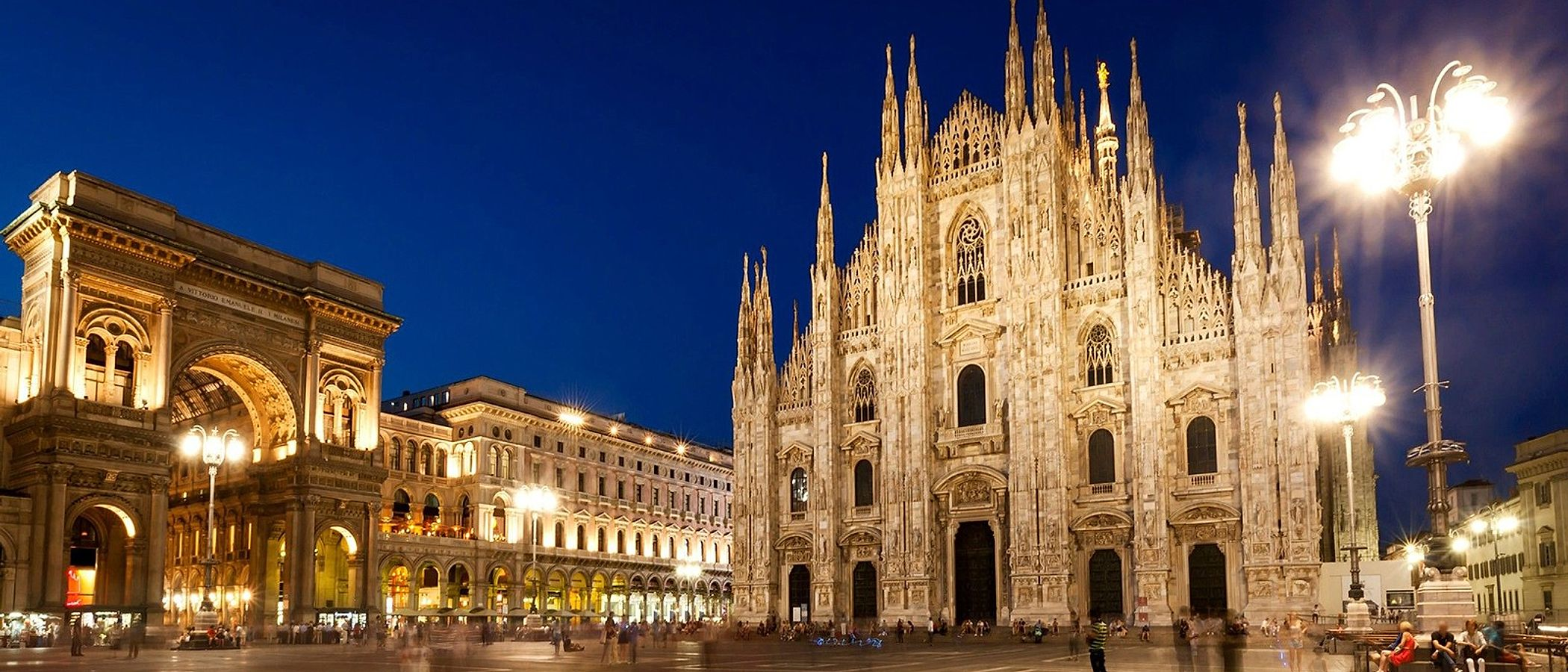 Milan travel packages