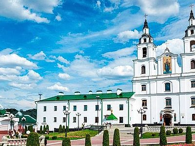 Minsk City Private Walking and Driving Tour
