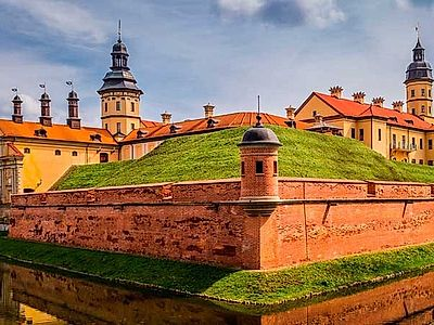 Private Day Trip to Nesvizh and Mir Castles