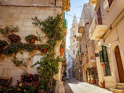 Monopoli Private Walking Tour