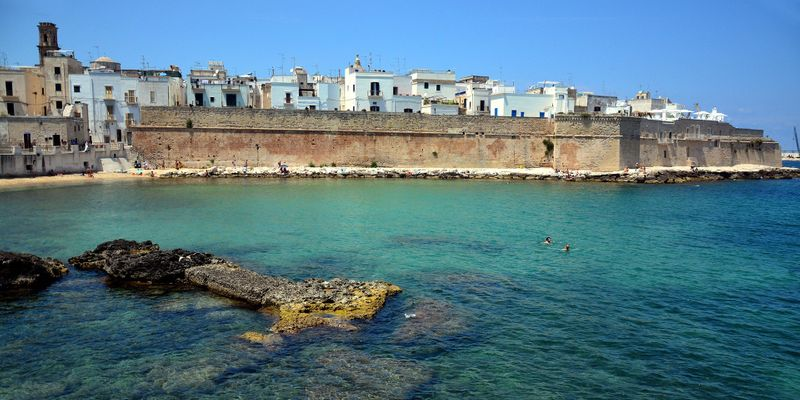 4 days in Monopoli