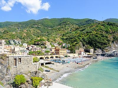 Cinque Terre Private Hiking Tour