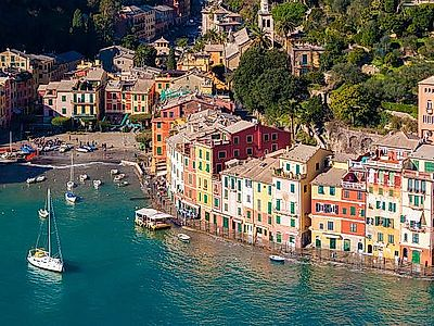 Private Tour to Portofino and Genoa from Monterosso