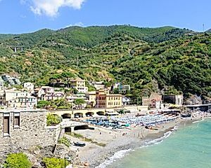 2 Nights in Monterosso Al Mare