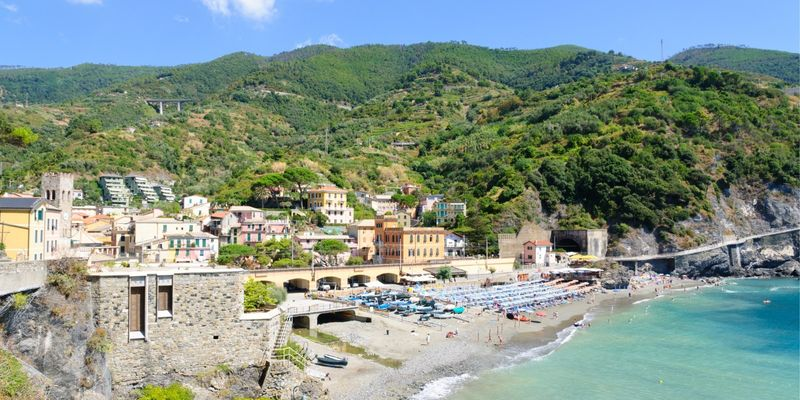 4 days in Monterosso Al Mare