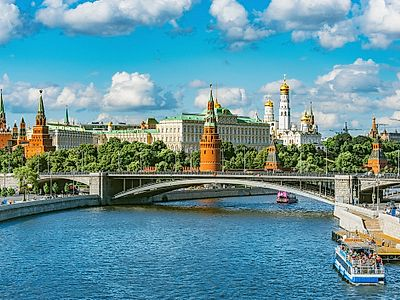 Moscow Private City Tour by Car
