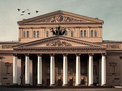 Indulge Your Senses at the Bolshoi Theatre