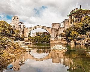 2 Nights in Mostar
