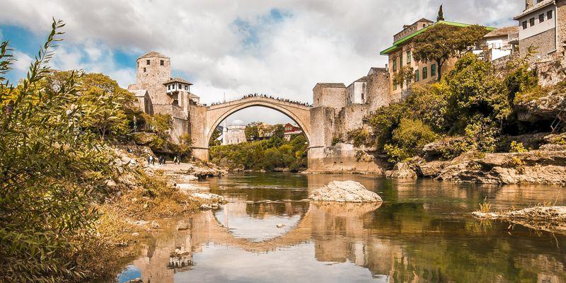 3 days in Mostar