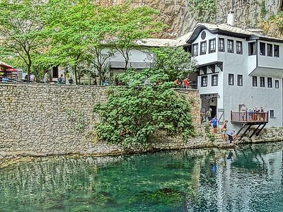 Kotor by Private Transfer with a Stop at Blagaj Tekke