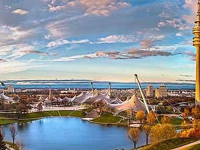 Best of Munich and Olympic Park Private Tour