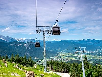 Hike and Slide in the Bavarian Alps Private Tour