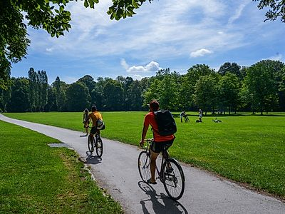 Munich Bike Group Tour