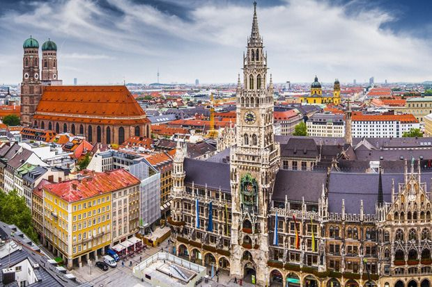 Munich Group Walking Tour