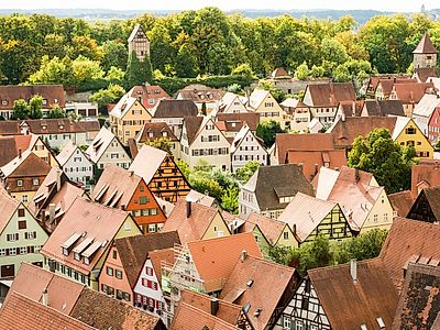 Upgrade to Nuremberg by Private Transfer with Stops along the Romantic Road