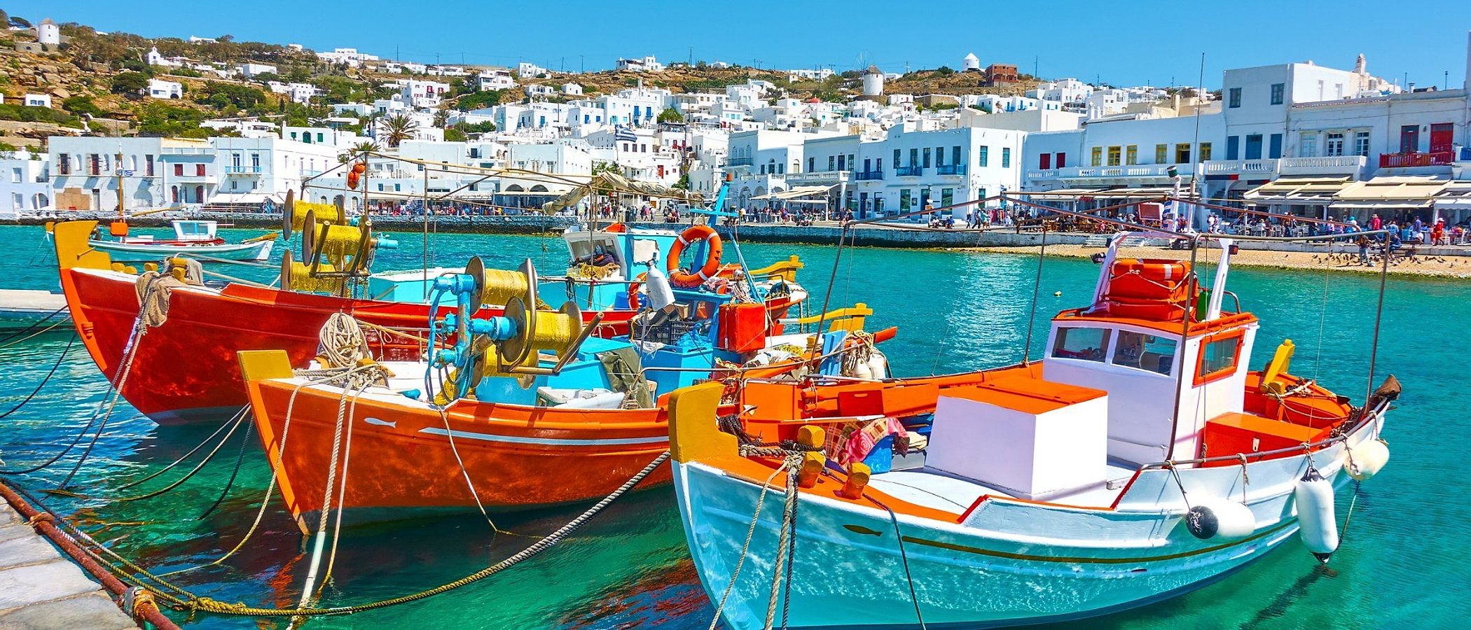 Mykonos travel packages