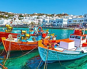 3 Nights in Mykonos