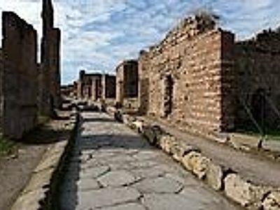 Half-Day Pompeii Group Tour