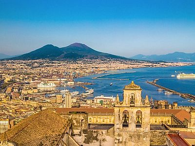 Naples Private Walking Tour