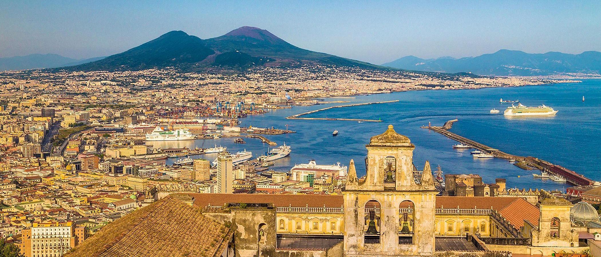 Naples travel packages