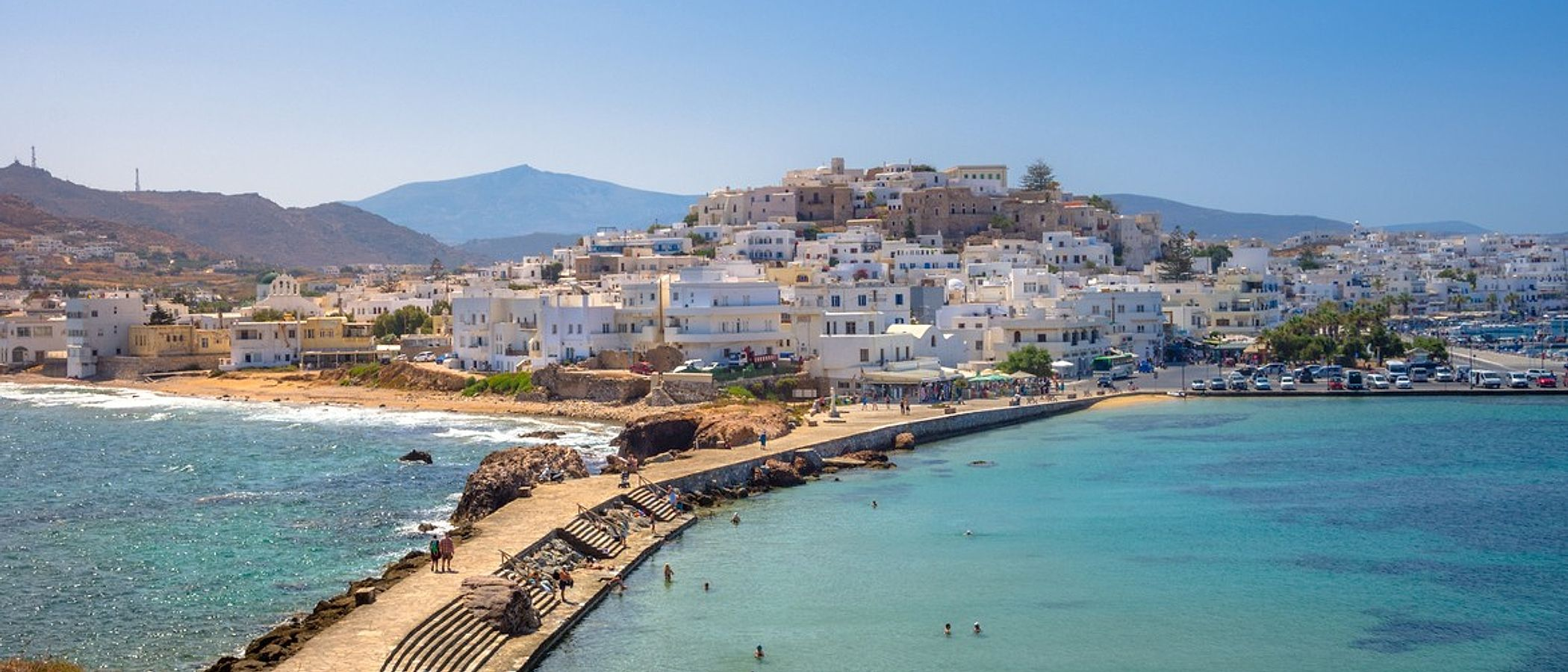 Naxos travel packages