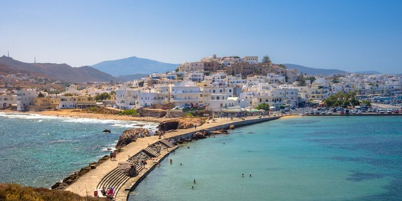 3 days in Naxos