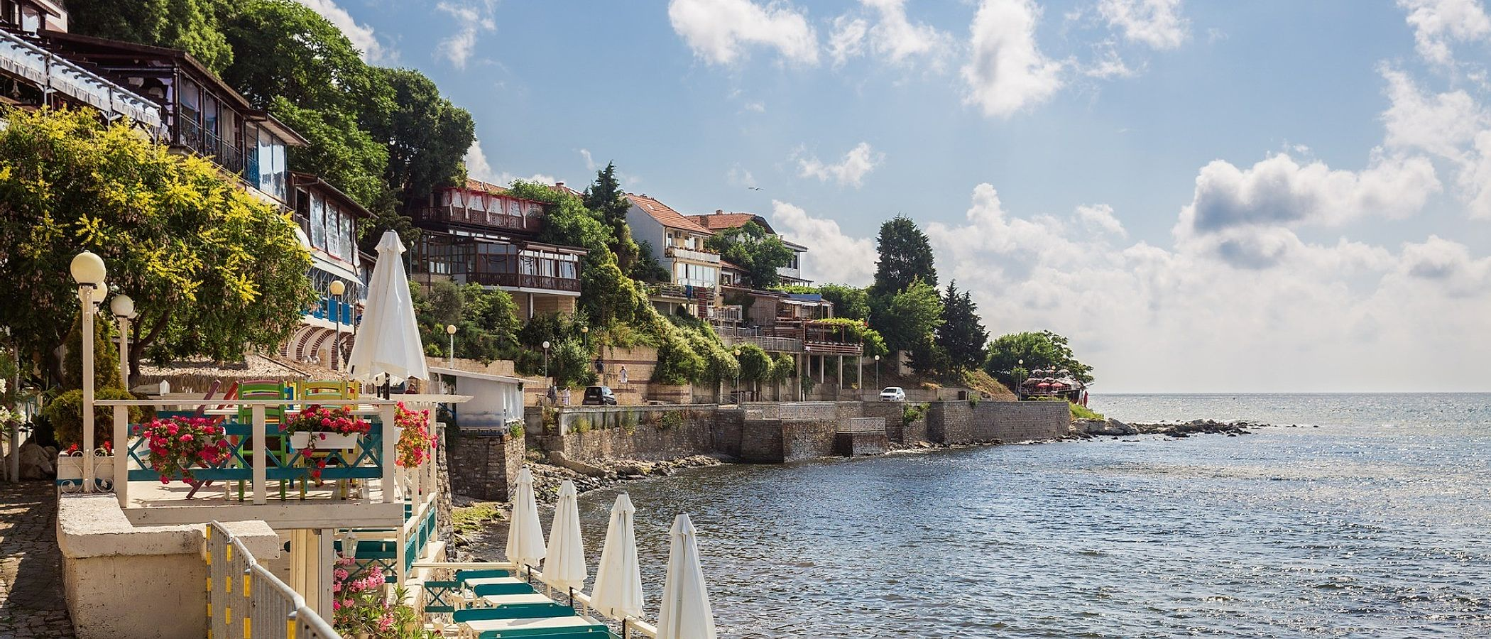 Nessebar travel packages