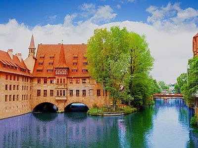 Nuremberg Old Town Private Walking Tour