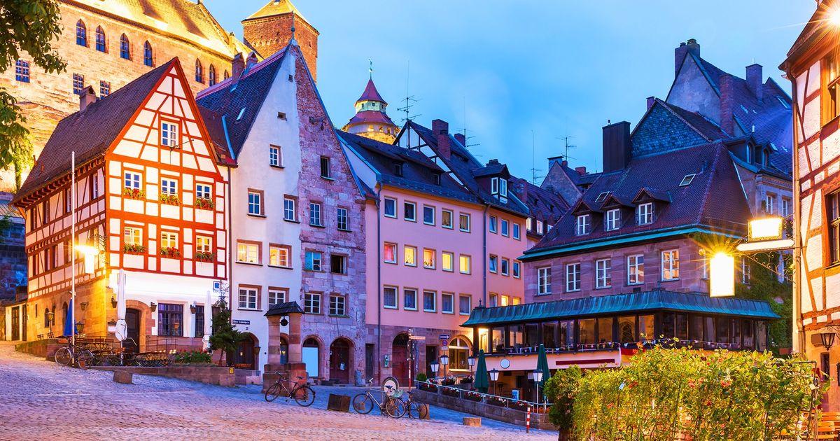 Dresden Nürnberg