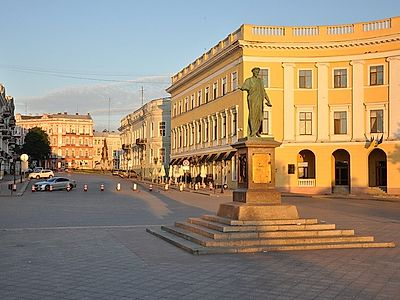 Secrets and Splendors of Odessa's Landmarks Private Walking Tour