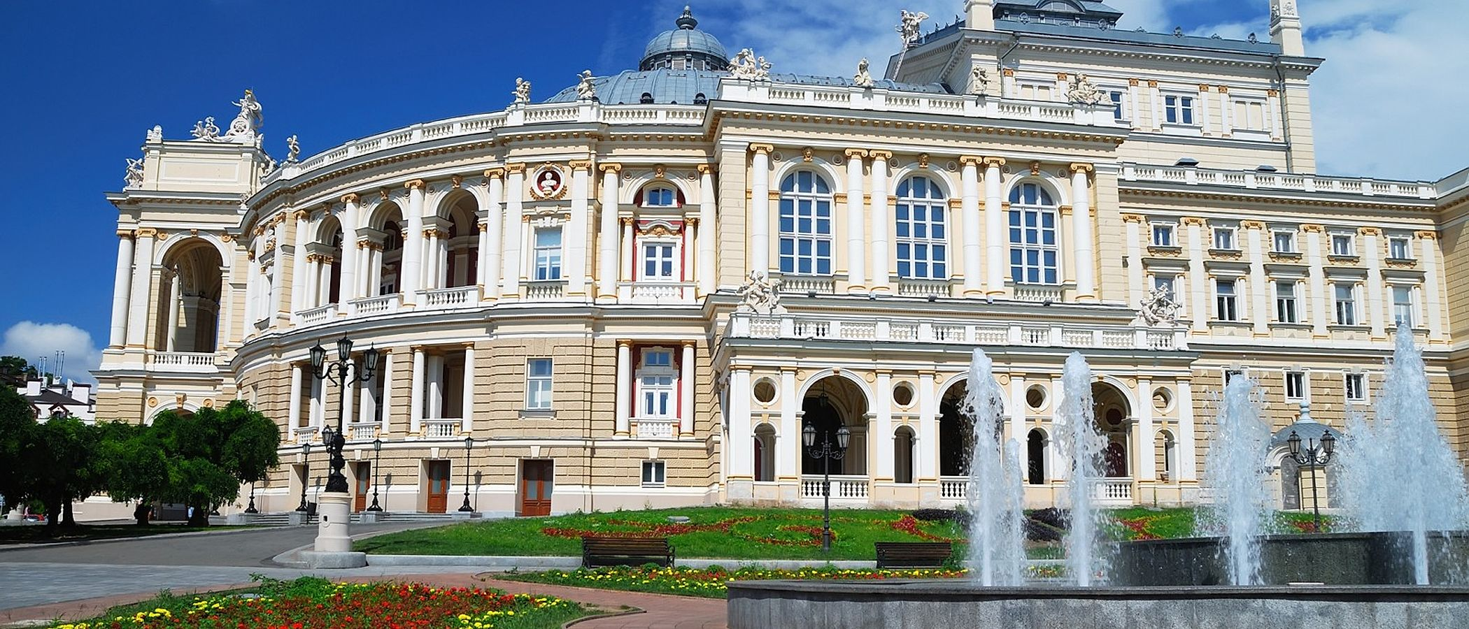 Odessa travel packages