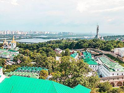 Kyiv by Air