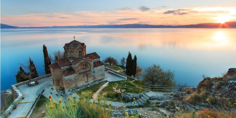 4 days in Ohrid