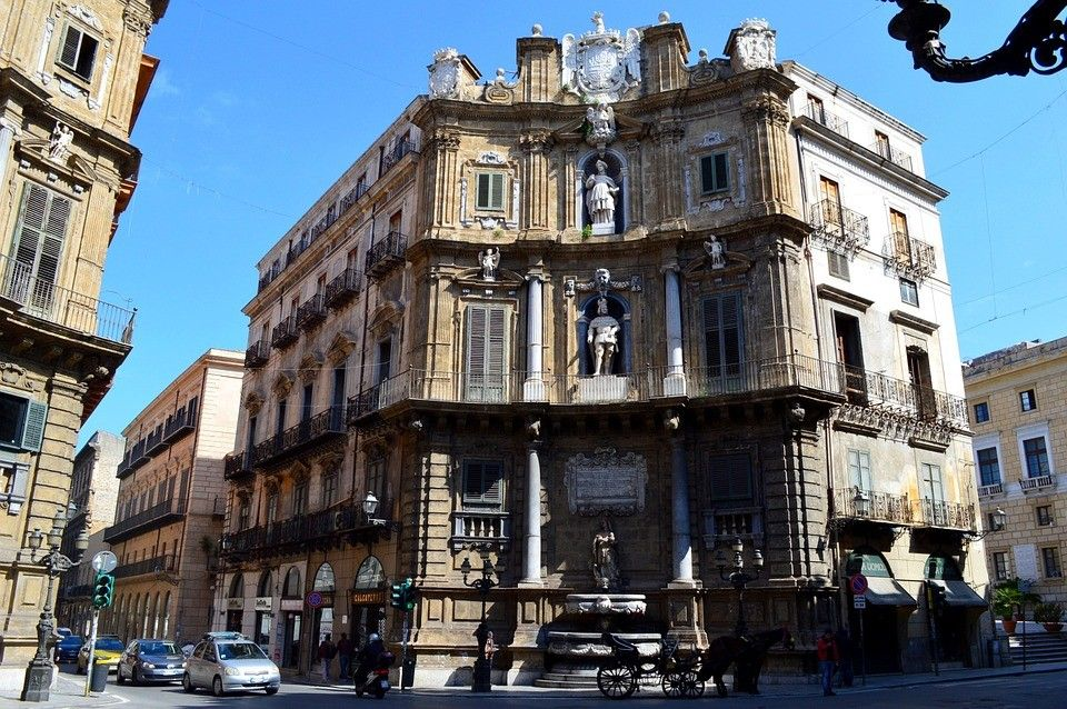 Palermo Private Walking Tour