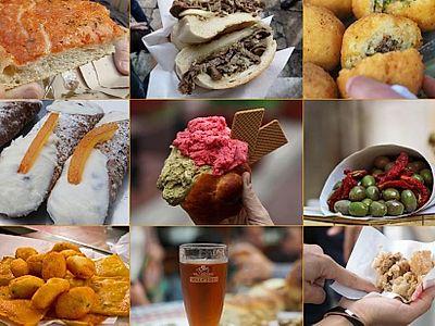 Palermo Street Food Private Walking Tour