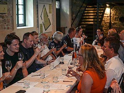 Small Group Wine Tasting