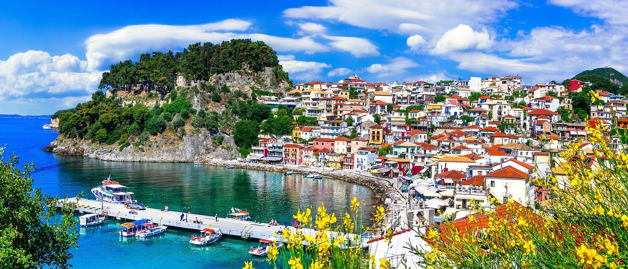 Parga travel packages