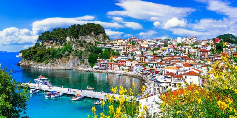 3 days in Parga