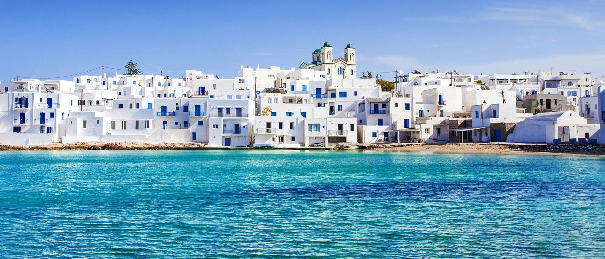 Paros travel packages