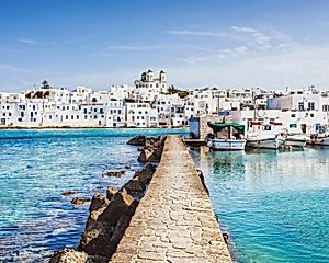 2 Nights in Paros