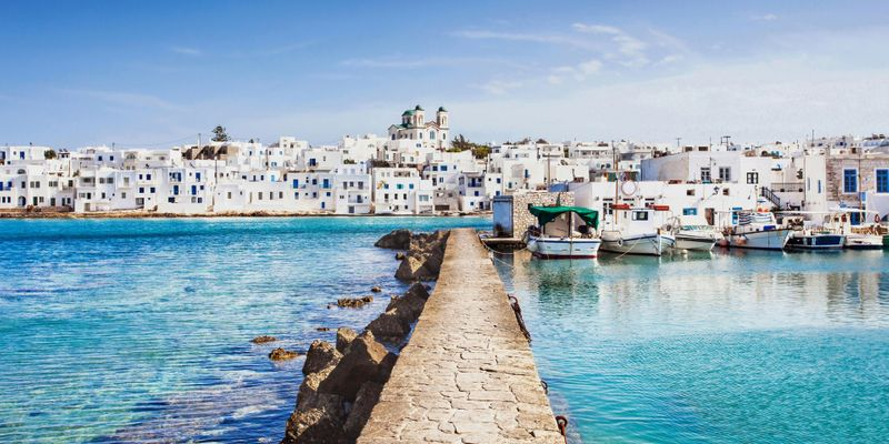 3 days in Paros