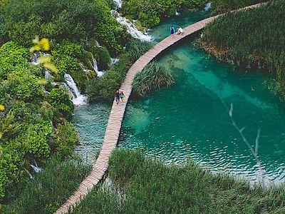 Plitvice Lakes Private Walking Tour