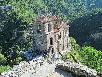 Wonderful Bridges, Bachkovo Monastery, and Asen's Fortress Small Group Tour