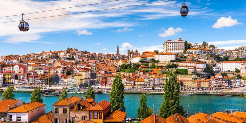 4 days in Porto