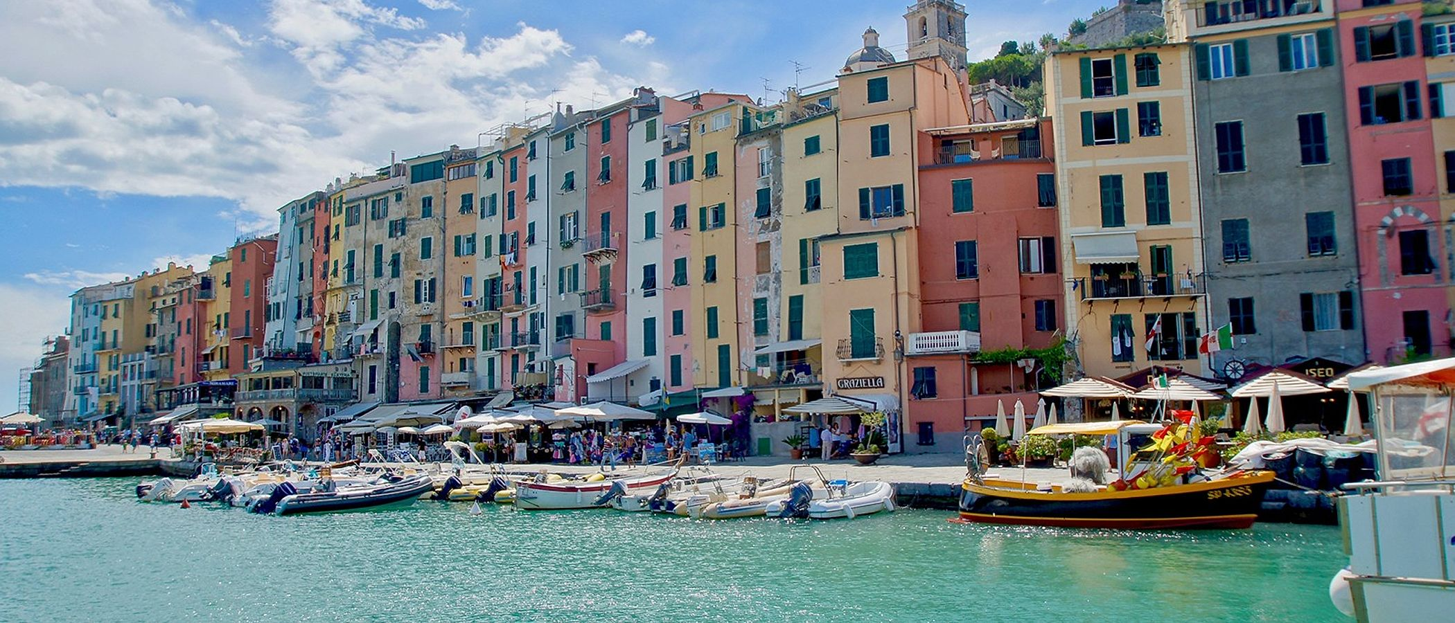 Portovenere travel packages