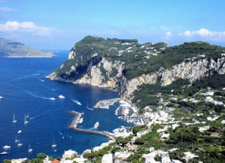 Private Excursion to Capri and Anacapri
