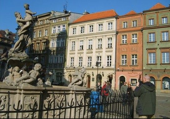 Poznan Private Walking Tour