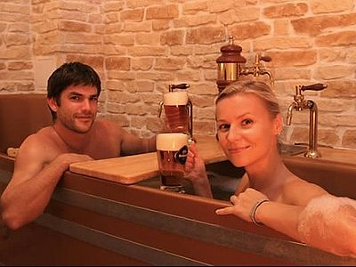 Beer Spa Private Experience