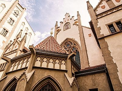 Jewish Prague Private Walking Tour